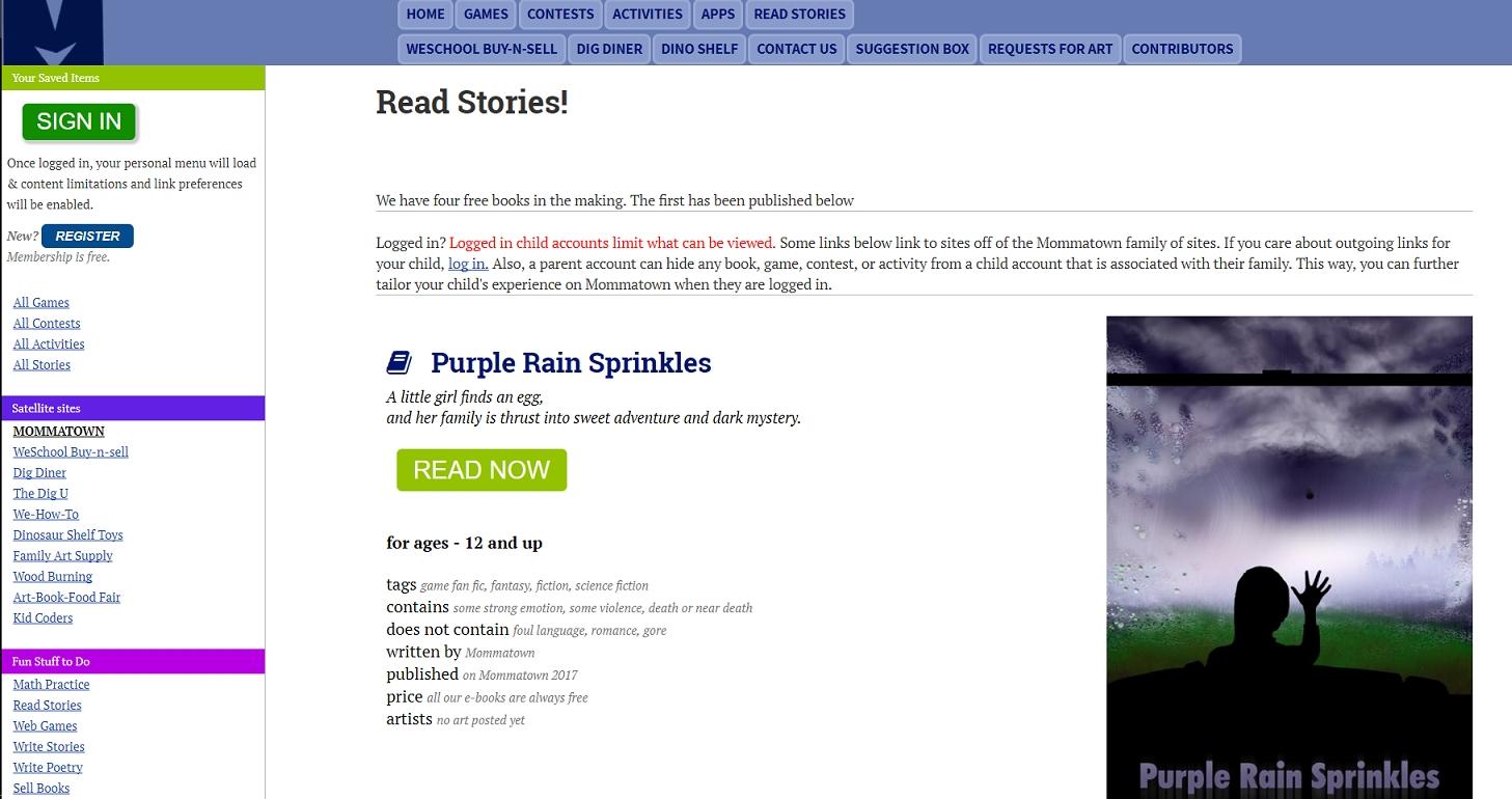 Read Stories 1