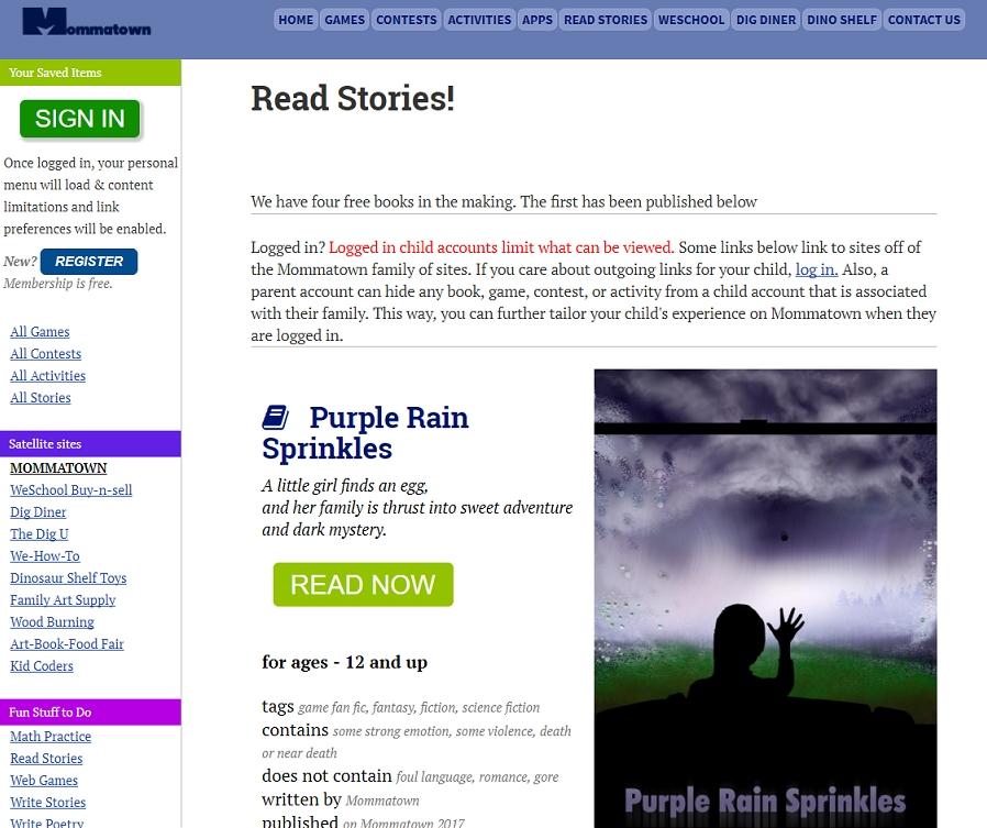 Read Stories 2