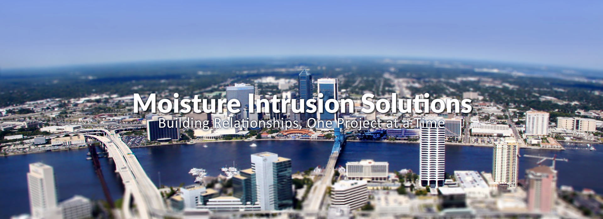 Moisture Intrusion Solutions Jacksonville Tilt Shift