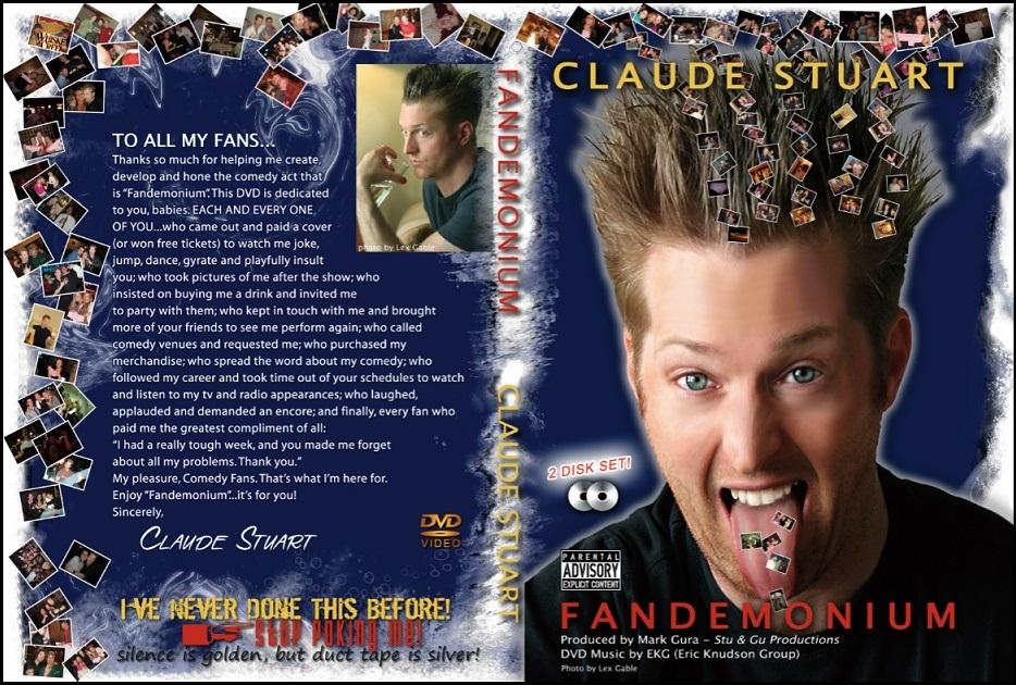 Claude Stuart Fandemonium