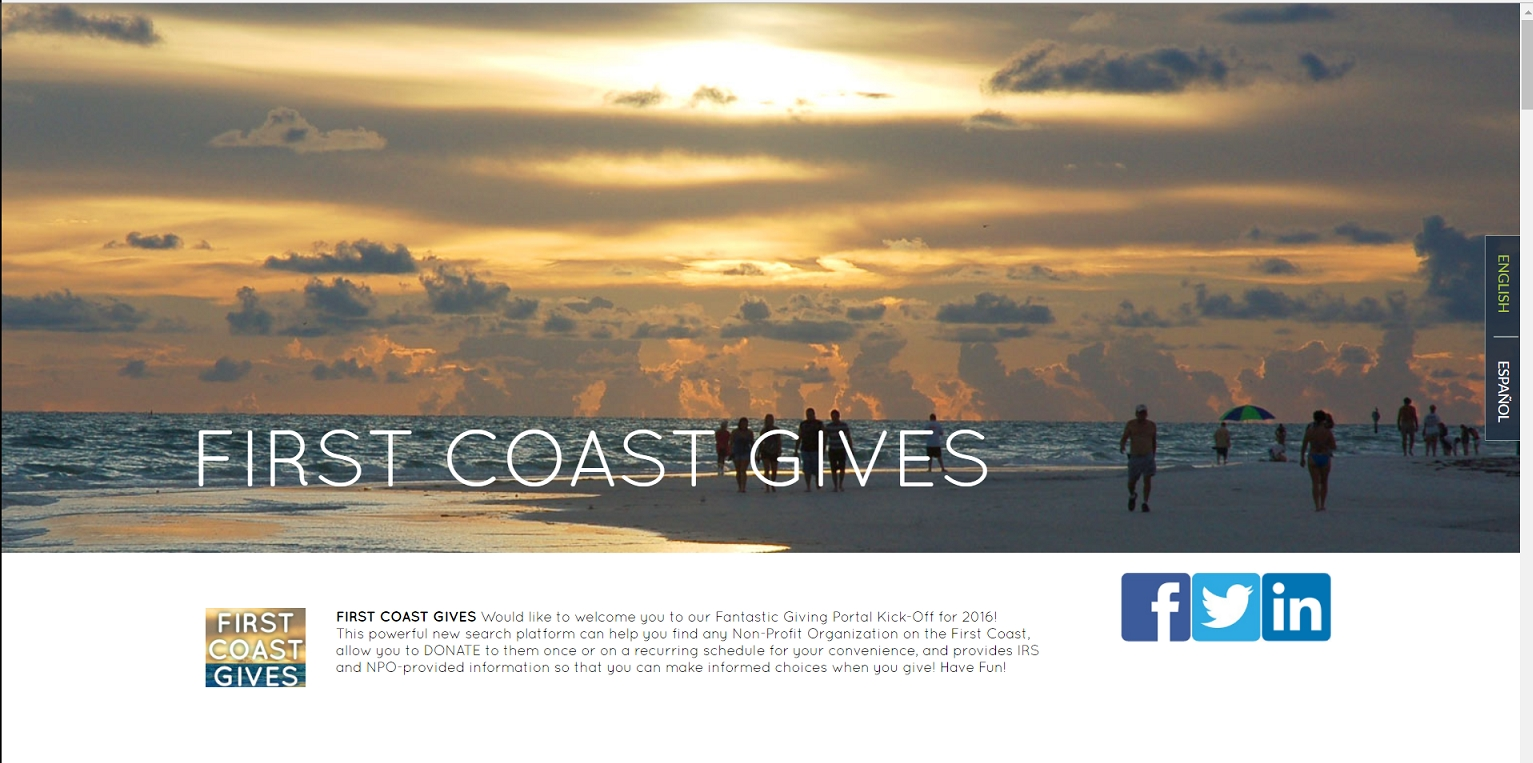 First Coast Gives